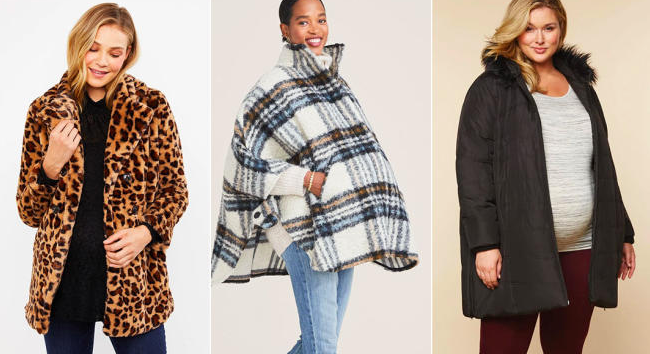 winter maternity clothes